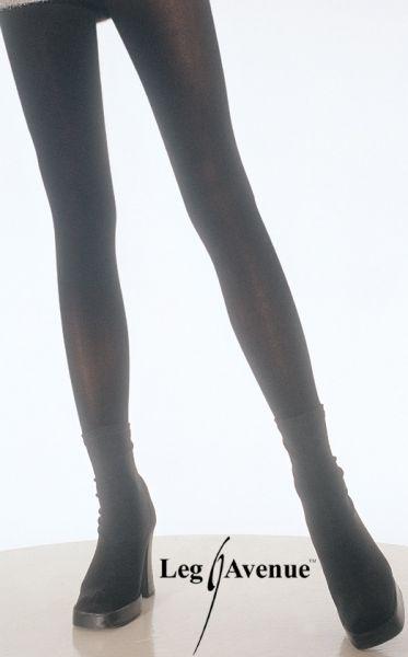 Blickdichte Nylon-Strumpfhose