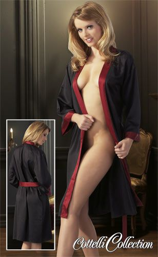 eleganter Kimono