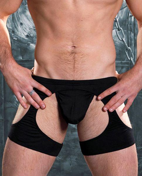 Herren Chaps-Pants im Set
