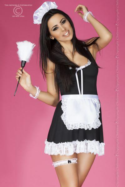 Dienstmädchen-Outfit