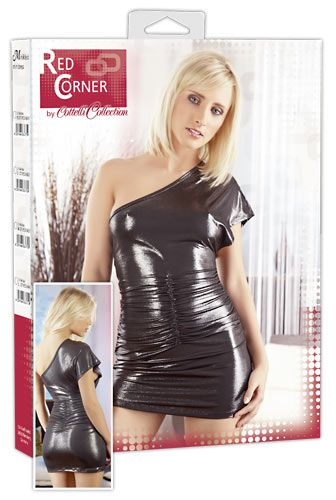 Minikleid Raff-Kleid