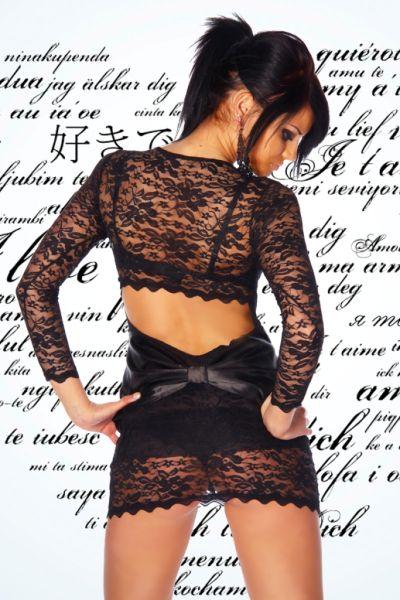 Clubwear Kleid