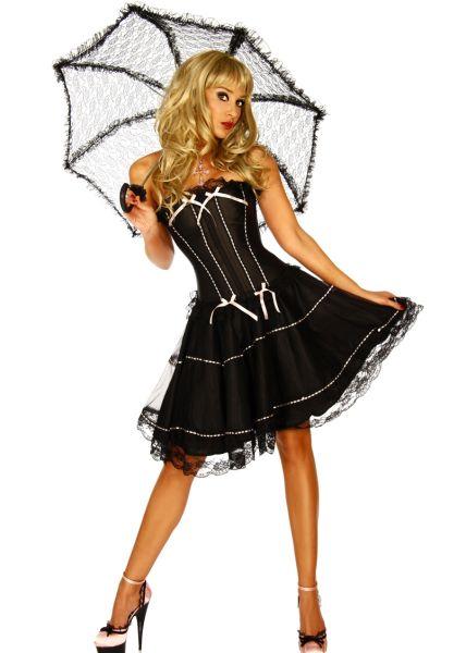 Corsage und Rock im Lolita-Style