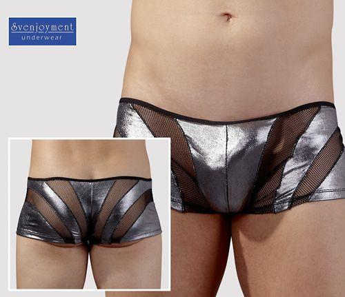 Svenjoyment Pants Metallic