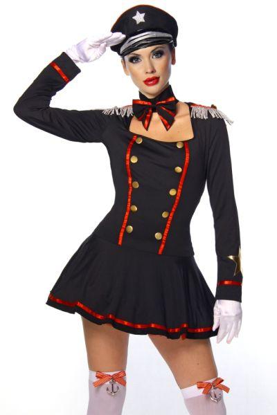 Offizier-Kostüm