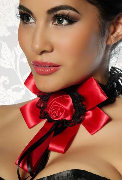 Burlesque-Collier Halsband