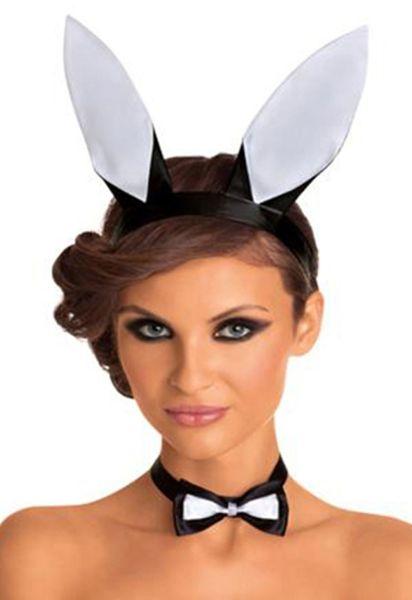 Bunny Ohren mit Fliege