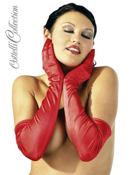 Handschuhe mit kleinen Mängeln