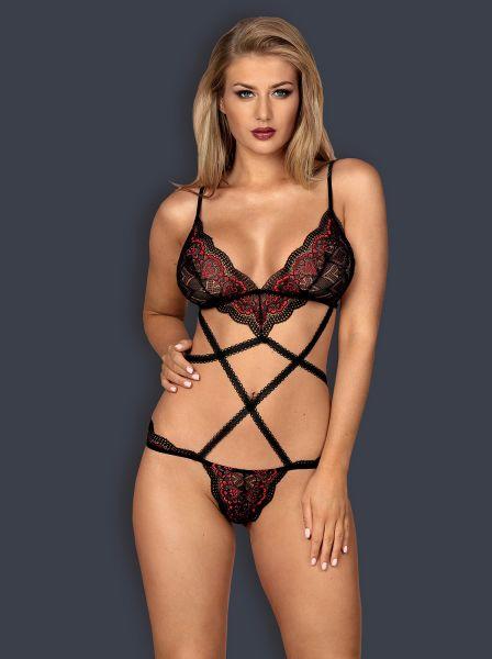 Body mit geometrischem Design