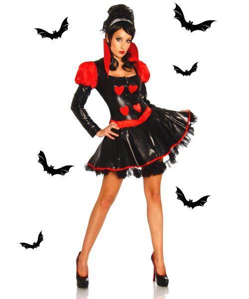 Halloween Kostüm Queen of Hearts