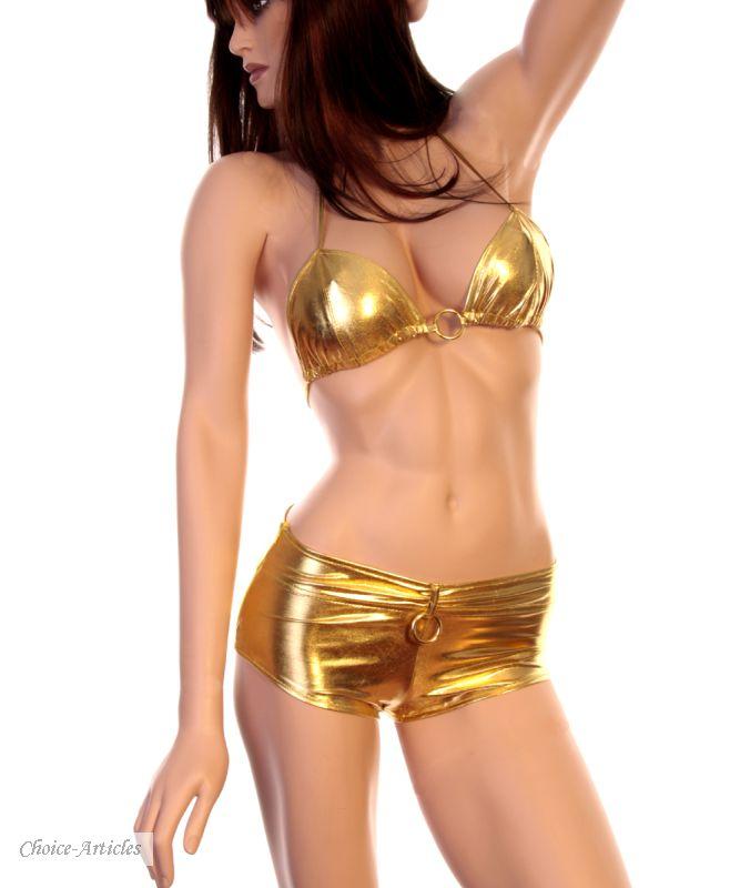 Goldener Bikini - My sexy Bikini