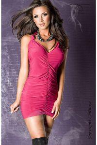 Heißes Minikleid in pink