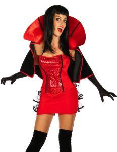 Vampir-Kostüm Halloween