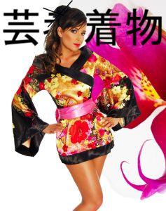 Geisha-Kostüm