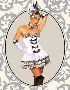 Karneval FaschingsKostüm, Garde-Kostüm