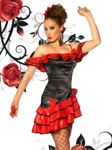 Flamenco-Kostüm