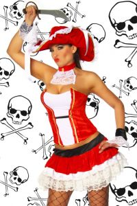 Karneval Piraten-Kostüm