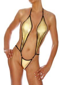 Beachwear & Gogo Outfit, Micro Monokini