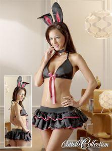 Bunny-Kostüm für GOGO und Rollenspiel
