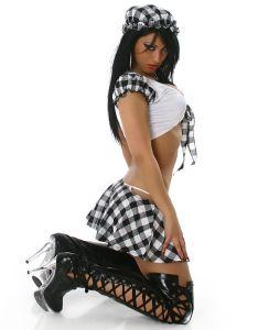 Gogo Set Dance Dienstmädchen