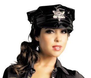 Polizei-Mütze