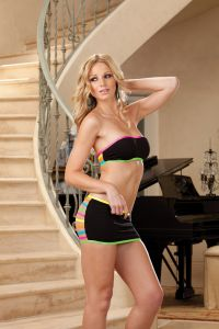Bustier Set - Club Diamond Style von Dreamgirl