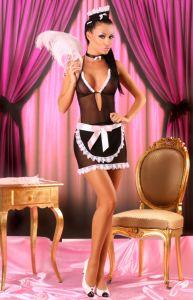 erotisches Dienstmädchen Outfit
