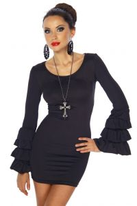 Gothic-Minikleid
