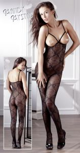 Catsuit busenfrei - Mandy Mystery line