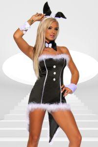 Bunny-Kostüm Kleid