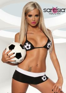 Fußball-Pantykini