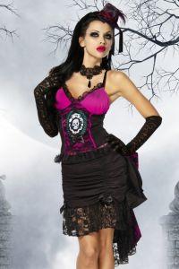 Halloween Vampir-Kostüm, 5 teilig