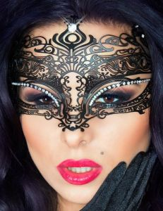 Mysterious Mask von Chilirose