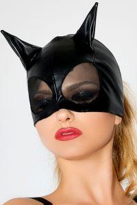 Katzenmaske MK 01 von MeSeduce