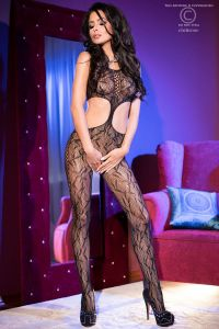 Bodystocking ouvert CR4091 von Chilirose