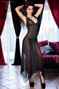 transparentes Nachtkleid bis Größe XL