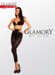 Glamory Velvet 80 Leggings