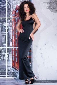 Clubwear-Kleid aus schimmerndem Material
