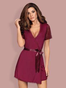 Miamor Robe in rubin von Obsessive