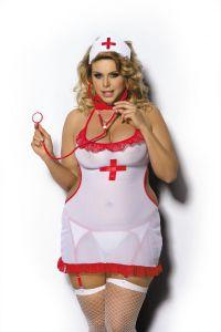 Krankenschwester Outfit von Anais Plus Size