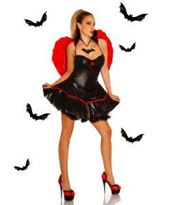 Halloween Petticoat-Kostüm Darkness
