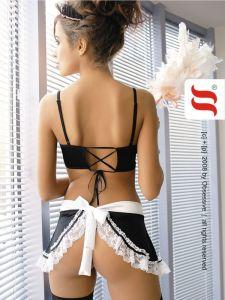 erotisches Hausmädchenkostüm