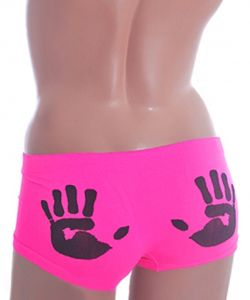 Gogo Hotpants in Pink